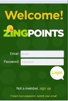 ZingPoints poster