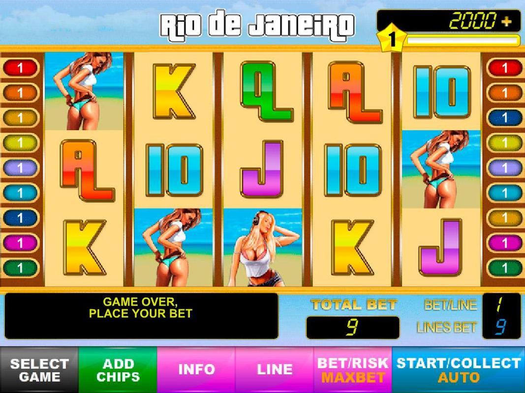 лицензионные игровые автоматы рио бет