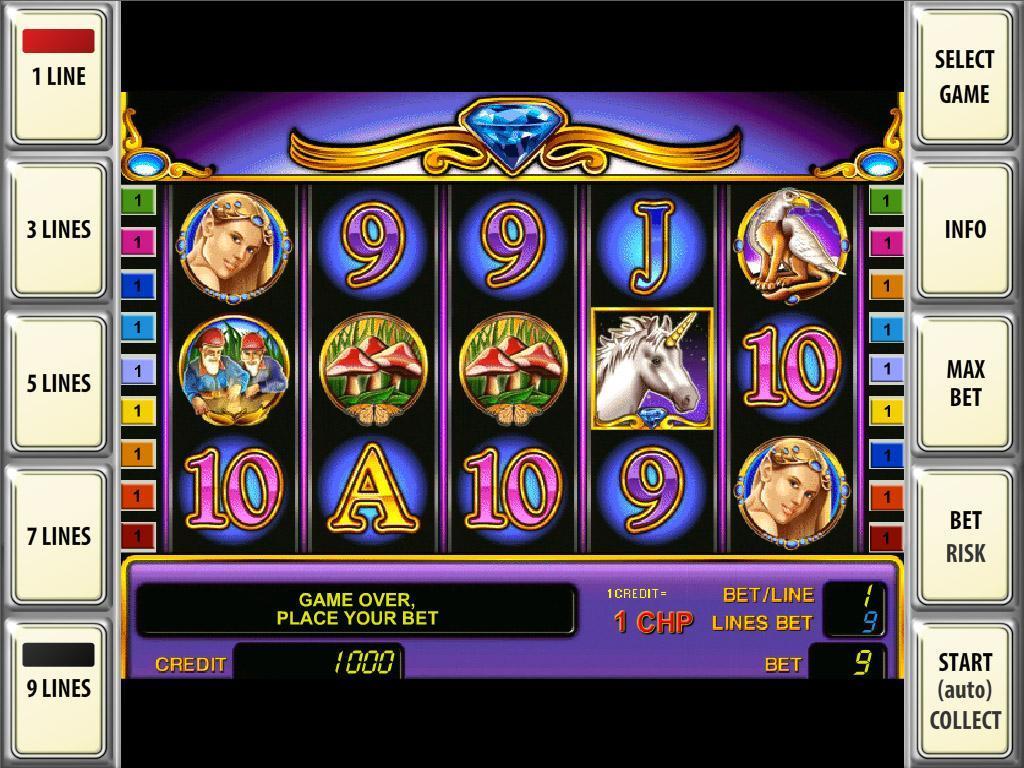 Игровой автомат lucky lady s charm