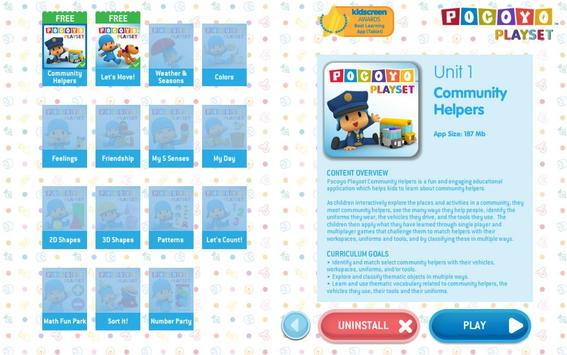 Pocoyo Playset Learning Games For Android Apk Download
