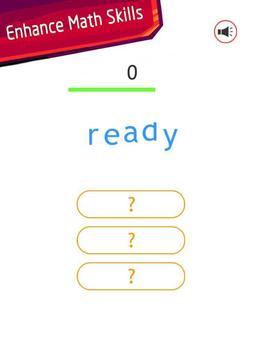 Speedy Calculation apk screenshot