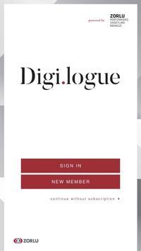 Digi.logue poster