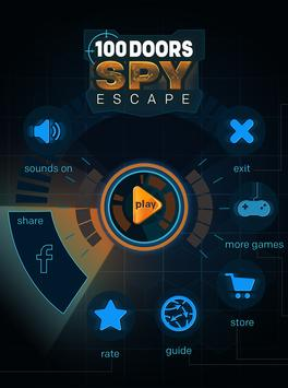100 Doors Spy Escape apk screenshot
