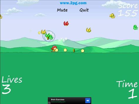 Bird Runner apk screenshot