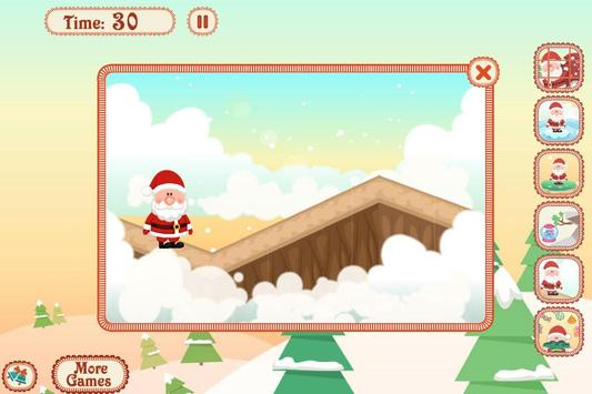 Santa Rush Rush Rush apk screenshot