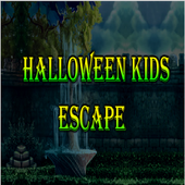 Halloween Kids Escape icon