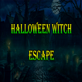 Halloween Witch Escape icon