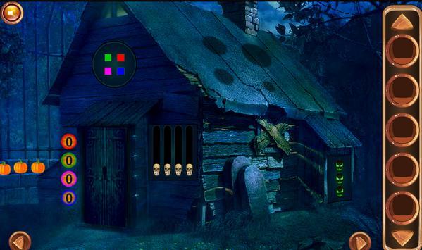 Halloween Witch Escape apk screenshot