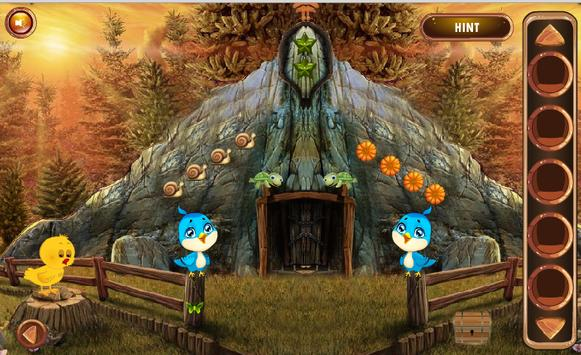 Mountain House Escape screenshot 1