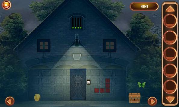 Patio Escape screenshot 1