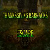 Thanksgiving Barracks Escape icon