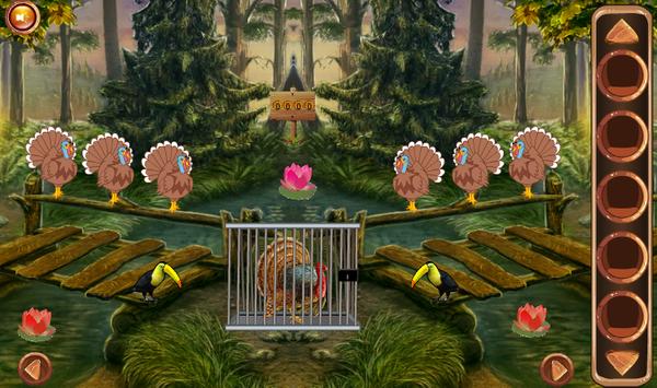 Thanksgiving Turkey Escape screenshot 2
