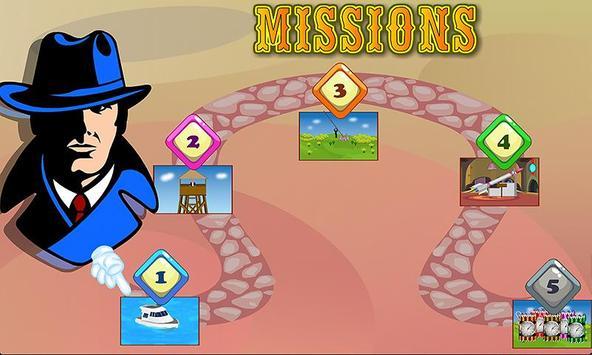 Agent Max Escape Mission 1 screenshot 1