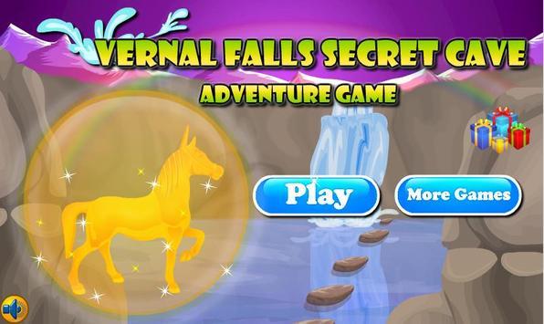 Adventure Game Treasure Cave 9 poster