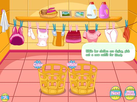 Baby Easter Egg Laundry screenshot 3