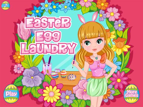 Baby Easter Egg Laundry screenshot 6