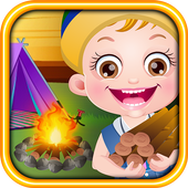 Baby Hazel Summer Camp icon