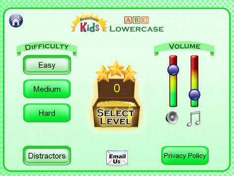 BrainTrain Kids ABC Lowercase screenshot 10