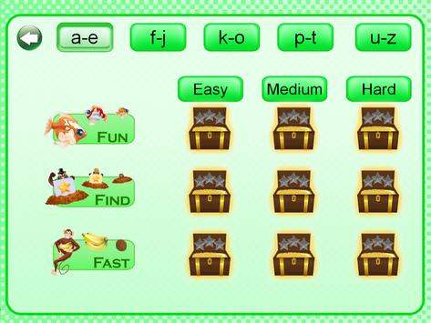 BrainTrain Kids ABC Lowercase screenshot 11