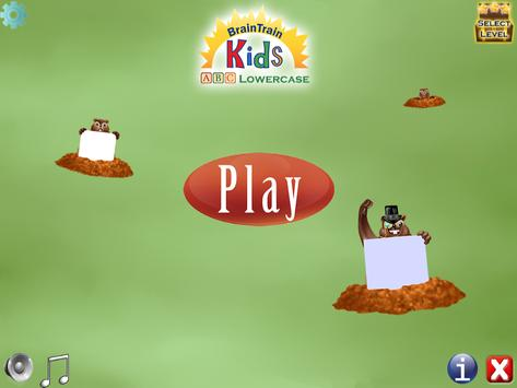 BrainTrain Kids ABC Lowercase screenshot 12