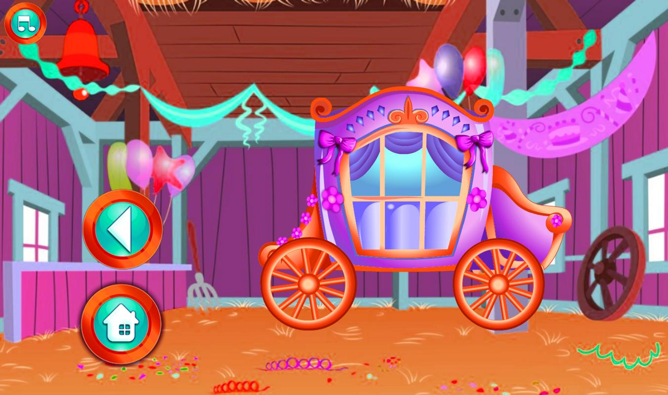 Carriage Decor juegos Chicas for Android - APK Download
