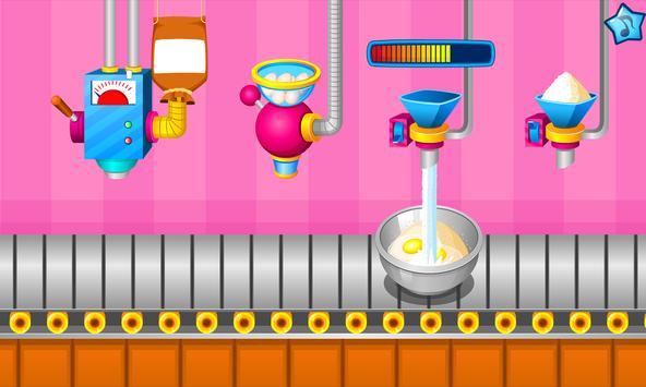 Cooking colorful cupcakes screenshot 7