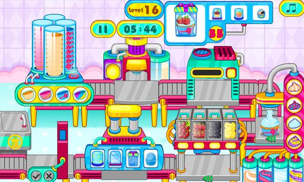 Cooking cupcakes factory screenshot 4