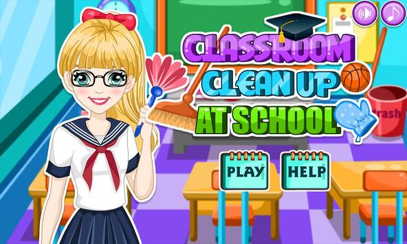 android 用の classroom clean up at school apk をダウンロード