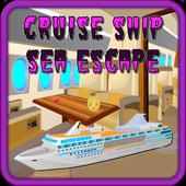 Cruise Ship Sea Escape icon