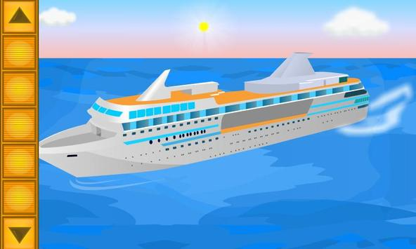 Cruise Ship Sea Escape poster