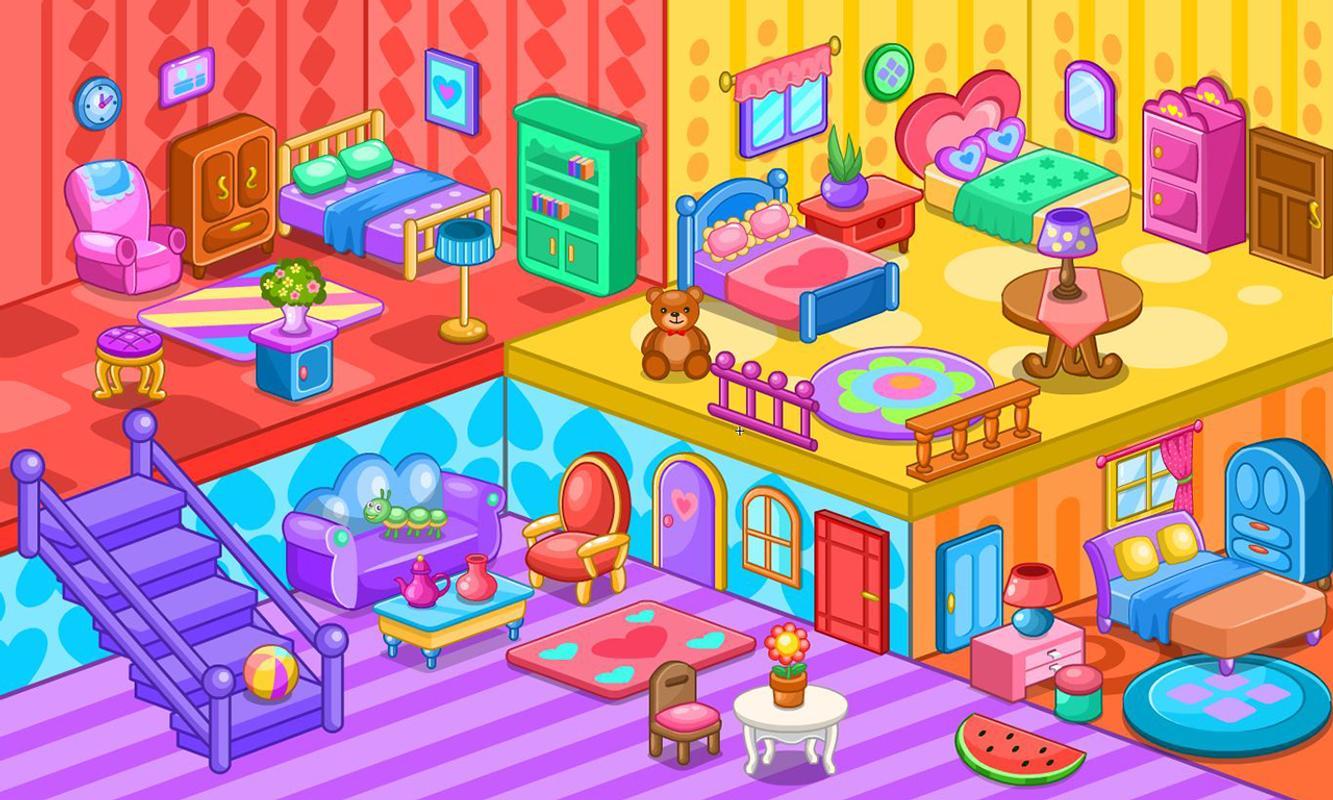 Jogo de decorar casa de boneca apk baixar gr tis casual for App para decorar casas