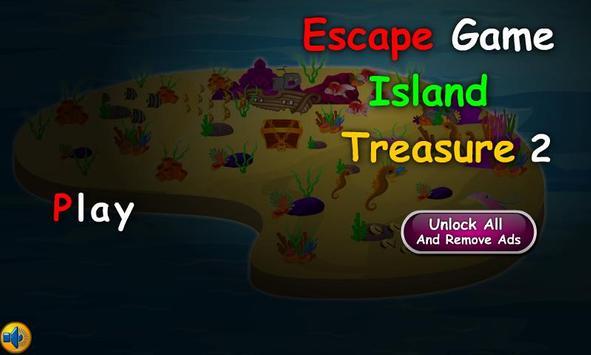 Escape Game Island Treasure 2 poster