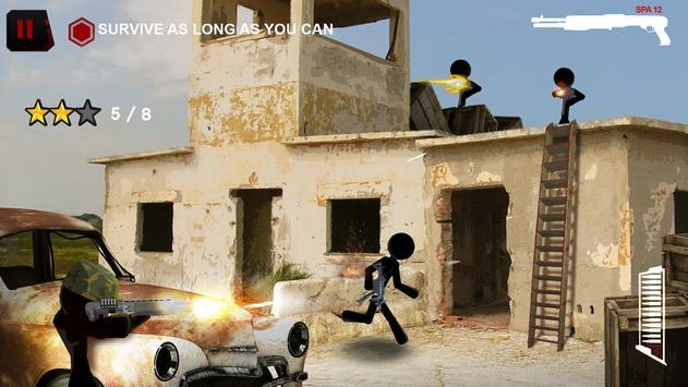 Stick Squad: Sniper Battlegrounds screenshot 8