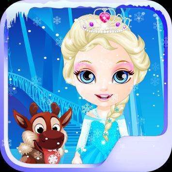 Baby Frozen Costumes screenshot 1