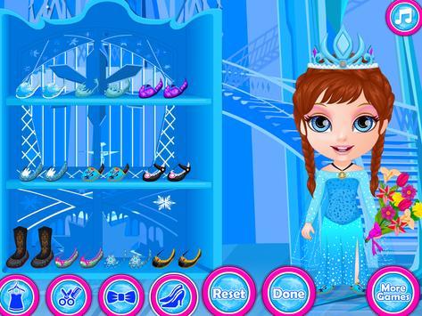 Baby Frozen Costumes screenshot 8