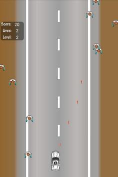 Highway Zombie Annihilation screenshot 2