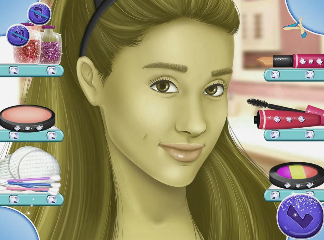 Girls Games Real Makeup For Android