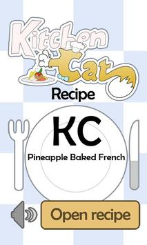 KC Pineapple Baked French poster