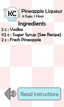 KC Pineapple Liqueur screenshot 1