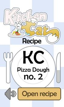KC Pizza Dough 2 poster