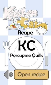 KC Porcupine Quills poster