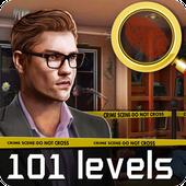 Crime Investigation Files - 101 Levels Thriller icon