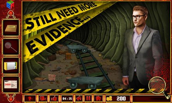 Crime Investigation Files - 101 Levels Thriller apk screenshot
