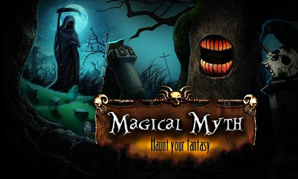 Escape Games - Magical Myth poster