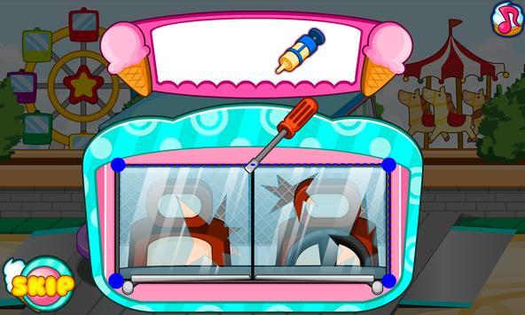 Ice cream truck car wash screenshot 2