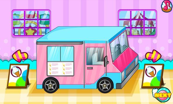 Ice cream truck car wash screenshot 6