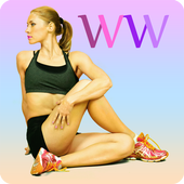 Women Workout: Home Gym & Cardio icon