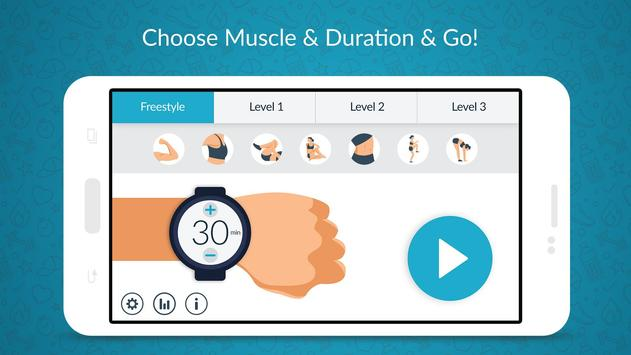 Women Workout Home Gym Cardio Apk Screenshot