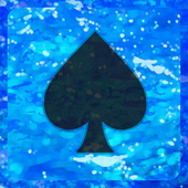Klondike Solitaire Blue icon