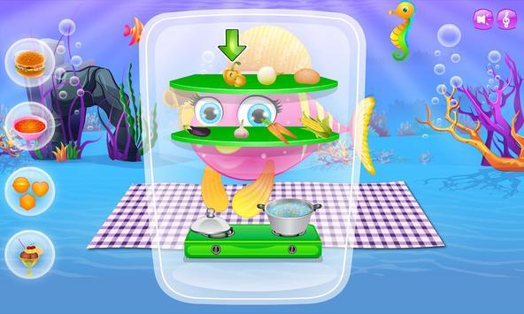 My little baby fish apk screenshot